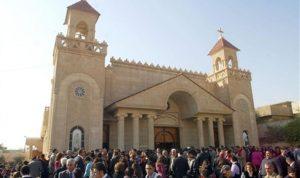 De kathedraal van Kirkuk - bron: www.dominicanen.nl
