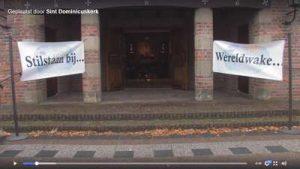 Screenshot video Wereldwake, januari 2017
