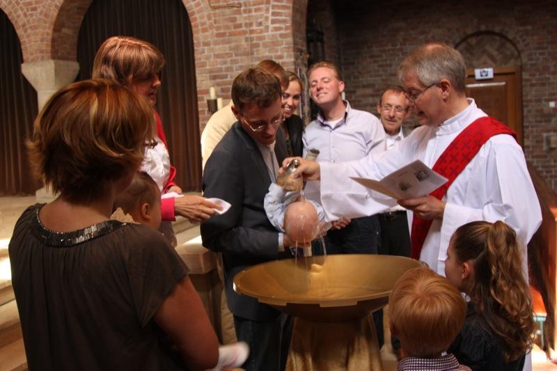 Dopen Dominicuskerk Utrecht