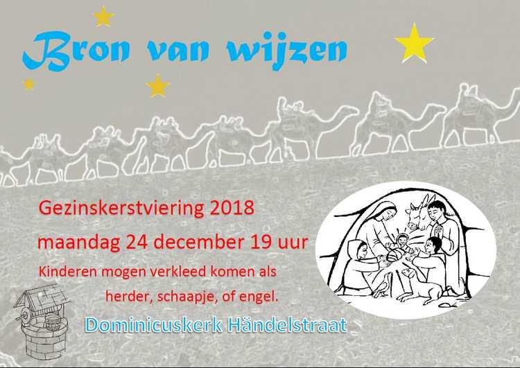 Flyer Bron van wijzen-Kerst 2018