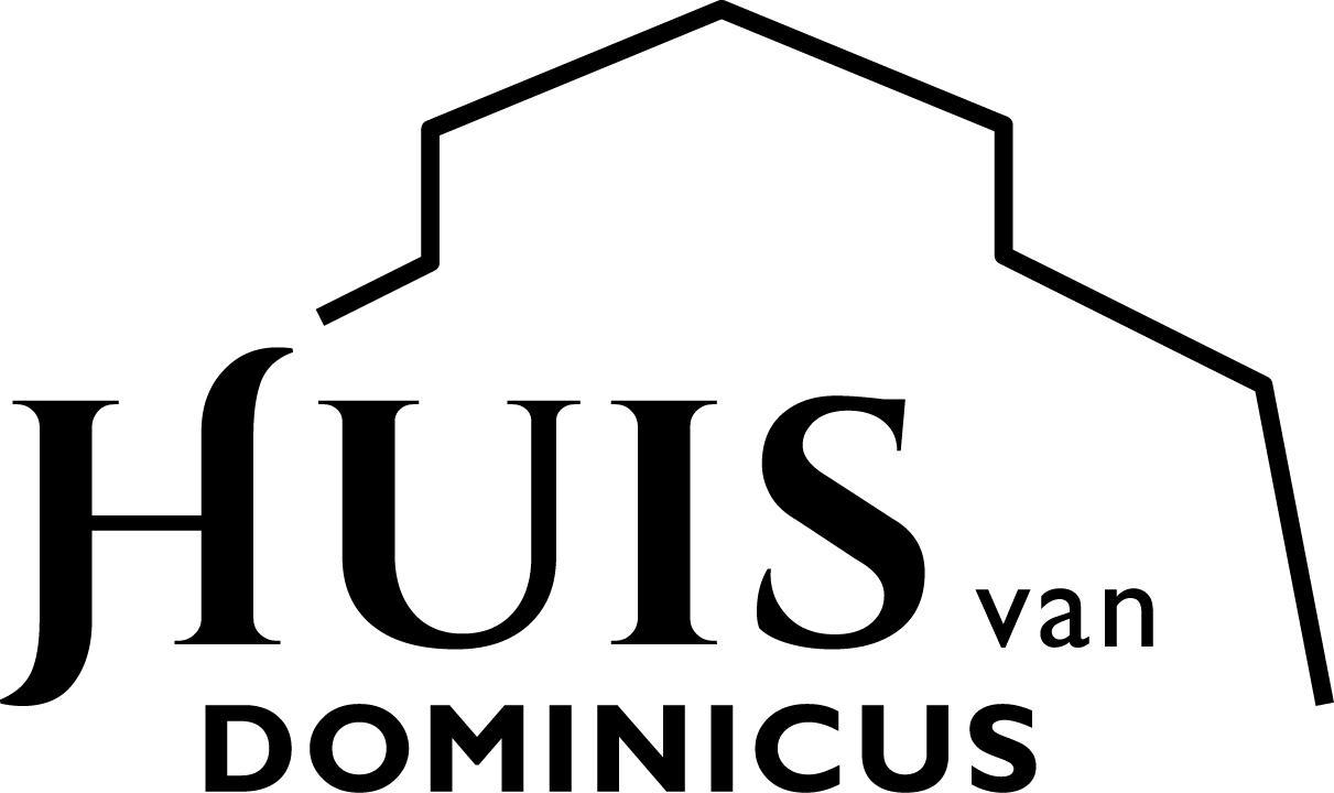 Logo Huis van Dominicus, maart 2019