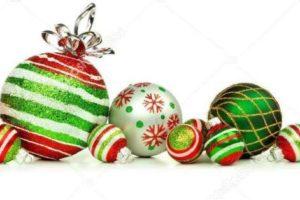 Foto kerstballen
