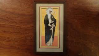 Icoon Catharina van Siena
